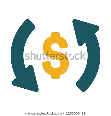 Transferir signo amarillo aeropuerto puerta número Foto stock © Hofmeester