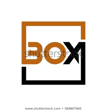 vak · logo-ontwerp · business · technologie · netwerk · brief - stockfoto © sdCrea