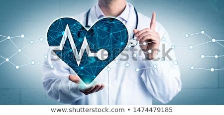 Cardiovascular health concept Stock photo © Tefi