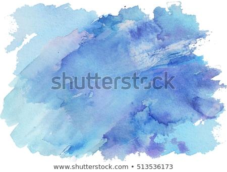льда · стены · синий · аннотация · фон · кирпичных - Сток-фото © swillskill