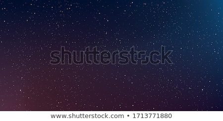 illustration UFO  starry sky Stock photo © Olena