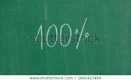 innovation written on a blackboard with icons stock photo © zerbor