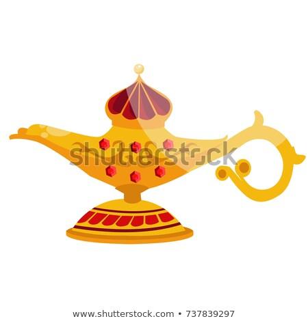 Aladdin and the Wonderful Lamp Stock photo © Dazdraperma