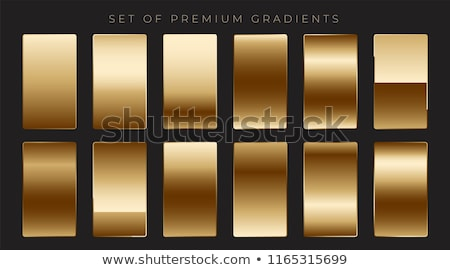 премия градиенты набор фон металл Сток-фото © SArts