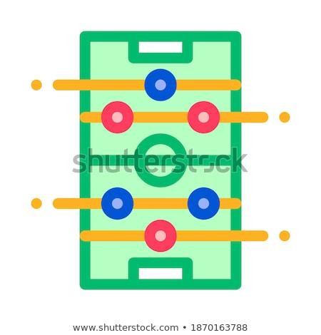 Interactive enfants vecteur léger ligne Photo stock © pikepicture