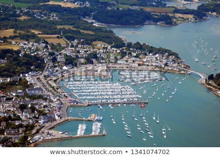 Port of La Trinite sur Mer in France Stock photo © Musat