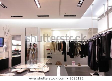 ubrania · sklep · ceny · projektu · zakupy · wnętrza - zdjęcia stock © paha_l