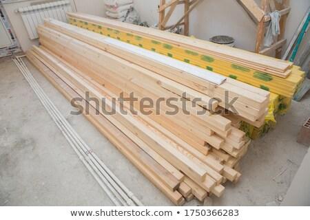 wood construction 05 Stock photo © LianeM