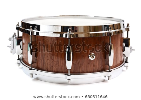 wood snare drum stock photo © sumners