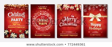 kopercie · czerwony · wosk · pieczęć · blisko · szczegółowy - zdjęcia stock © -talex-