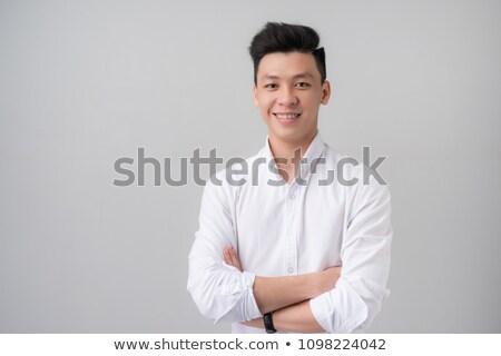 Good-looking Businessman Stock photo © blamb