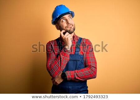 Construction Questions Stock photo © Lightsource