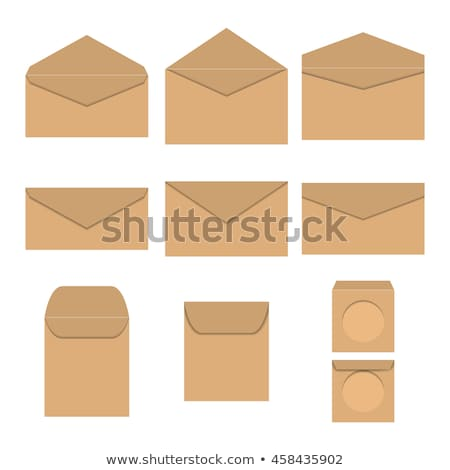 CDs in open mail envelop. Stock photo © snyfer