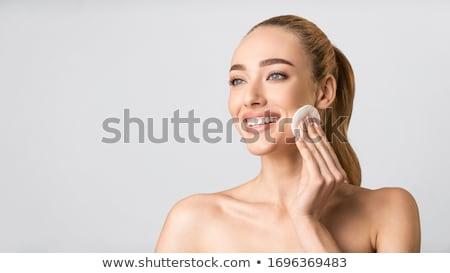 フェミニン · 胴 · クローズアップ · 美しい · 女性 · 女性 - ストックフォト © photography33