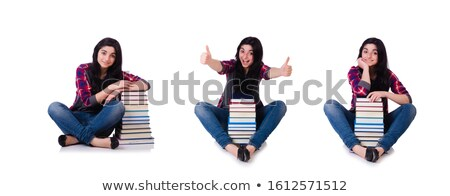 学習 · 言語 · 図書 · 3 ·  · 異なる · 言語 - ストックフォト © photography33