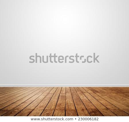 fal · építkezés · vidék · fából · készült · ház · részletek - stock fotó © oly5