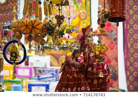 Indian winkelen reizen winkel olifant buddha Stockfoto © Mikko