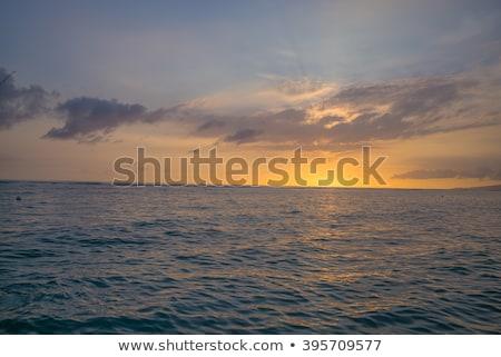 çanaklar elmas kafa görmek sörf Stok fotoğraf © LAMeeks