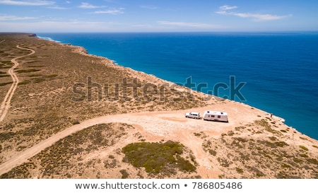 The Great Ocean Road - Australia's recreational drive Stock photo © leetorrens