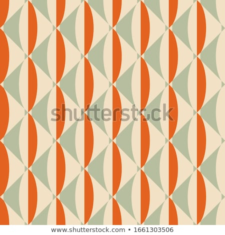 Vector Colorful abstract retro pattern Stock photo © orson