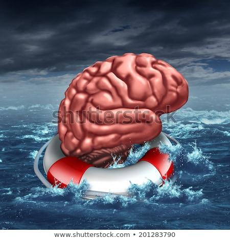 agy · öregedés · memóriazavar · elmebaj · Alzheimer-kór · orvosi - stock fotó © lightsource