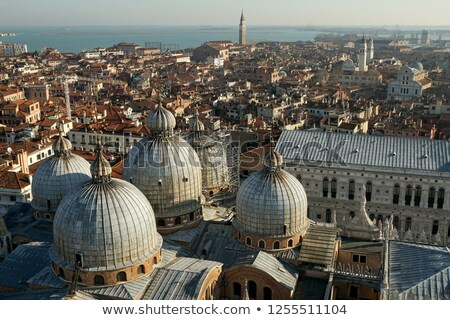 Campanile Tower Venice Stock photo © Kacpura