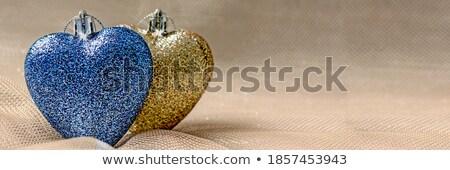 valentin · nap · szív · keretek · keret · 3D · illusztrációk - stock fotó © enlife