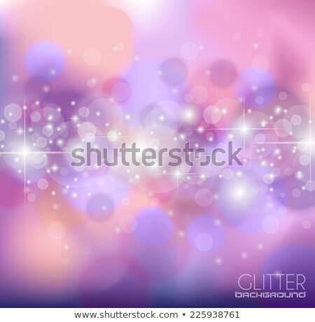 Foto stock: Abstrato · cartão · natal · novo