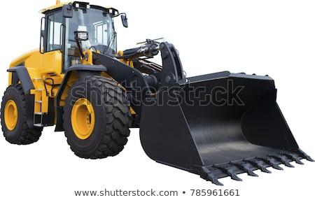 digger shovel stock photo © guffoto