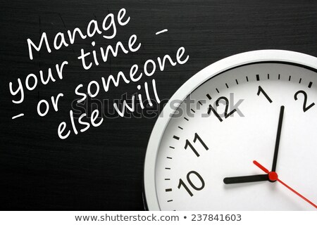 Control Your Time Stock photo © Lightsource