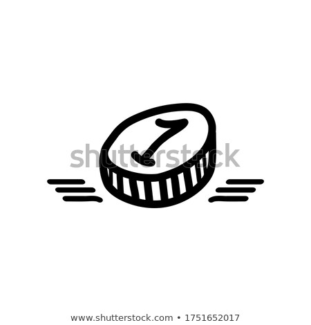 móvel · telefone · moeda · euro · isolado · branco - foto stock © konturvid