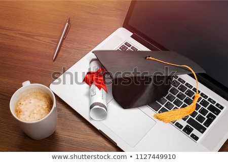 online bachelor degree concept stock photo © hd_premium_shots