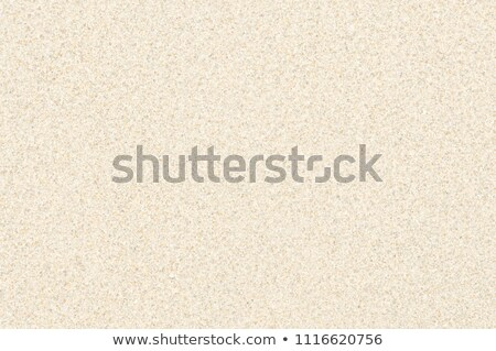Stock photo: Decorative patterned golden beach sand background