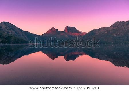 lake photo stock photo © avq