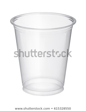 A disposable glass Stock photo © bluering