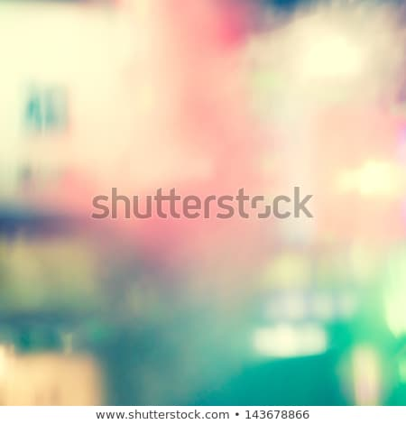 Shiny background with color circle Stock photo © fresh_5265954