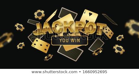 ganhar · perder · em · pé · dois · direção - foto stock © sarts