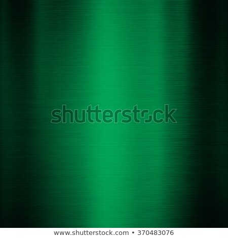 Green Metal Abstract Technology Background. Polished, Brushed Texture. Chrome, Silver, Steel, Alumin Stock photo © pikepicture
