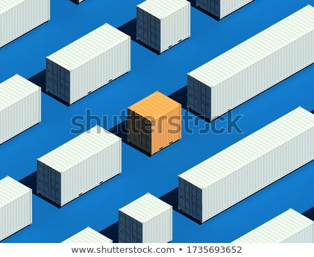 Express fast shipping, lot of cargo Stock photo © rogistok