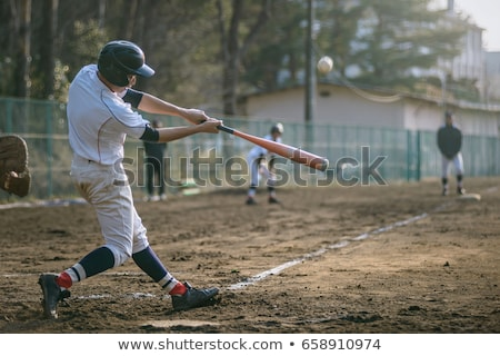 boys baseball batter stock photo © 2tun