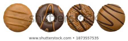 Luxury belgian christmas chocolate and biscuit cookies selection in box with christmas and new year  Stock photo © DenisMArt