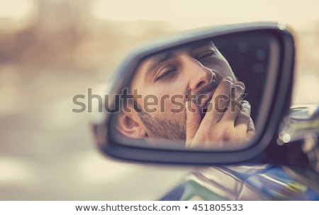 tired driver Stock photo © vladacanon