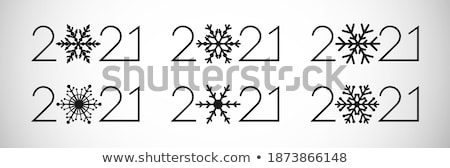 anniversary logotype design big set Stock photo © SArts