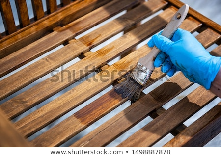 carpenter and timber strip stock photo © photography33