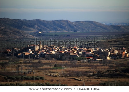 Stock photo: Moncayo