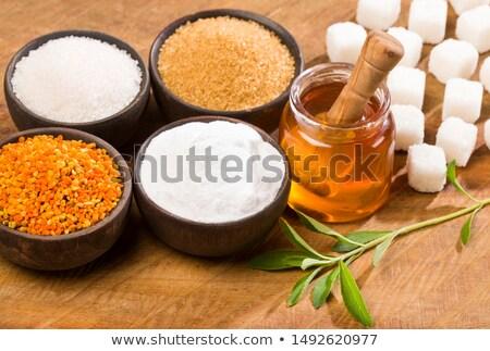 Sugar Varieties Stock photo © marilyna