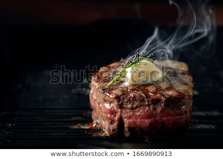 Filet mignon Stock photo © olira