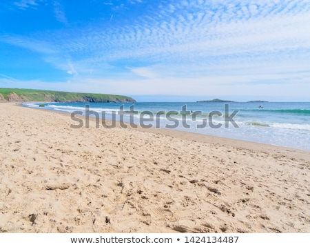 irlandés · primavera · paisaje · verano · océano - foto stock © julietphotography