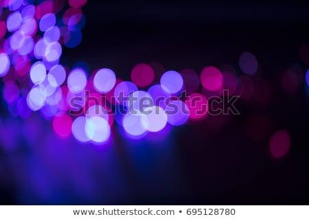 homályos · színes · izzik · hazárdjáték · rulett · bemozdulás - stock fotó © lunamarina