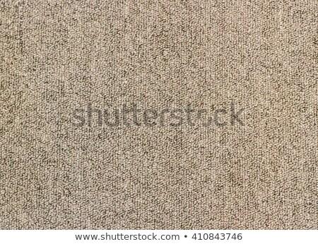 Beige carpet texure as background Stock photo © stevanovicigor